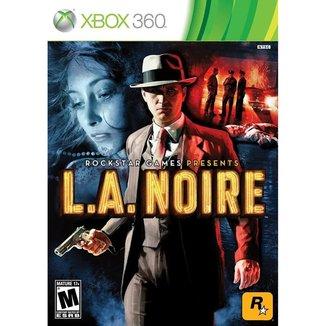 L.A. Noire - Xbox-360