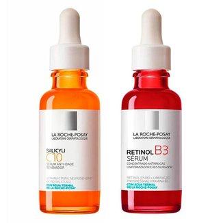 La Roche Posay Kit - Retinol B3 30ml + Salicyli C10 30ml Kit