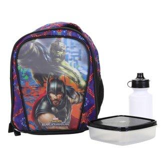 Lancheira Infantil Escolar Xeryus Thor Gladiators