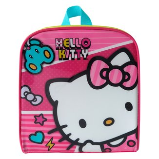 Lancheira Infantil Xeryus Hello Kitty Rainbow