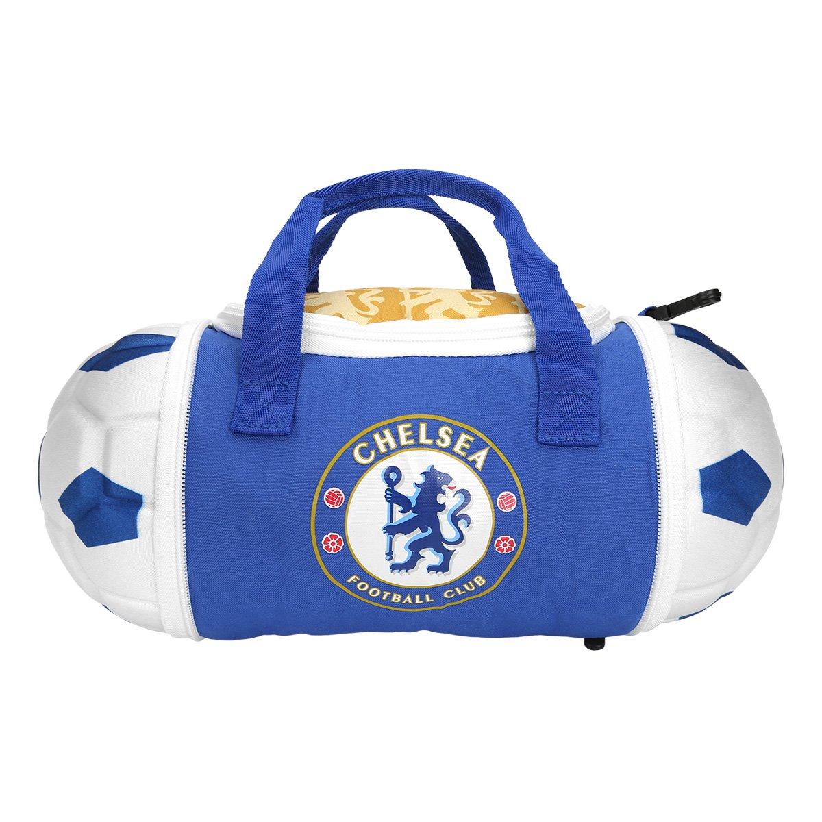 a8f9358863 Lancheira Térmica Chelsea Bola - Compre Agora