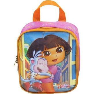 Lancheira Térmica Escolar Dora Boots Special Day Xeryus 8784