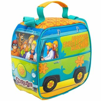 Lancheira Térmica Escolar Scooby Doo Machine Xeryus 8884