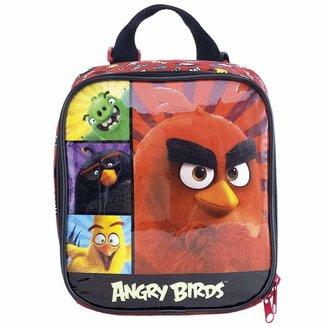 Lancheira Térmica Infantil Escolar Angry Birds Xeryus 8974