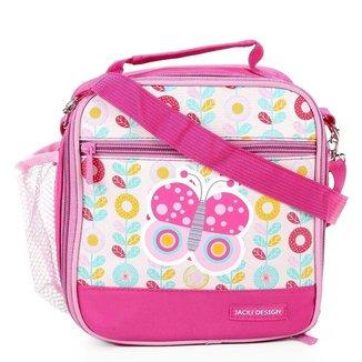 Lancheira Térmica Infantil Jacki Design Cute Girl Feminina