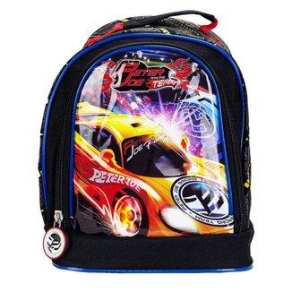 Lancheira Térmica Infantil Peter Joe Racing Yin's