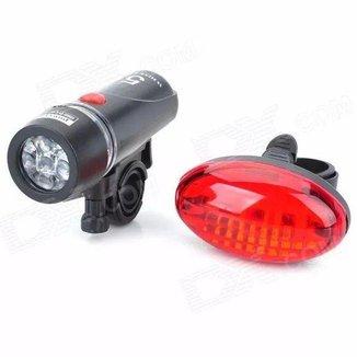 Lanterna Bike Blessed Dianteiro e Traseiro