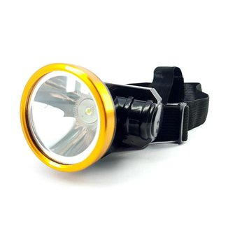 Lanterna Farol de Cabeça Ultra Brilhante Led Profissional Recarregável
