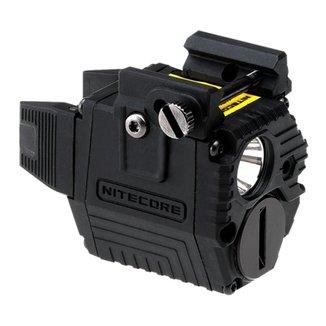 Lanterna P/ Pistola Nitecore Npl10 240 Lúmens