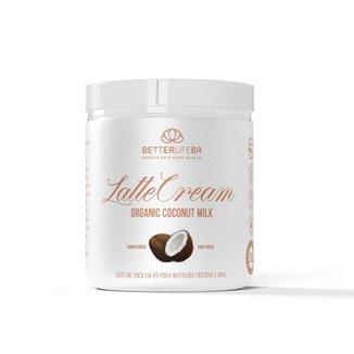 Latte Cream Leite de Coco em Pó  BetterLife 200g