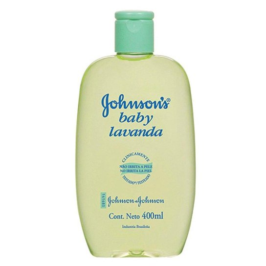 Lavanda Johnson's Baby - Perfume Unissex - Deo Colônia 400ml - Incolor