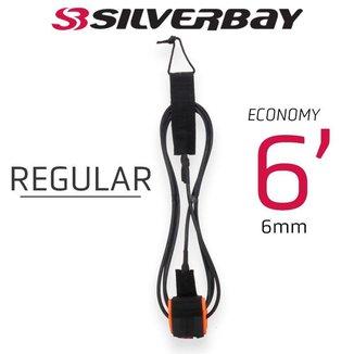 Leash Silverbay Economy Regular 6' 6mm