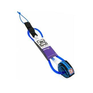 Leash Wet dreams moduled line 8    7mm - Cinza