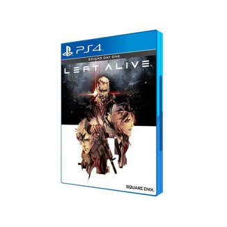 Left Alive para PS4