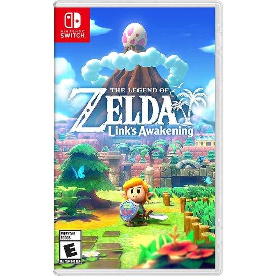 Legend Of Zelda Link´S Awakening - Switch - Incolor