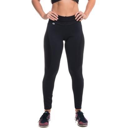 Legging com Proteção Solar Pacific Nero Sandy Fitness - Feminino