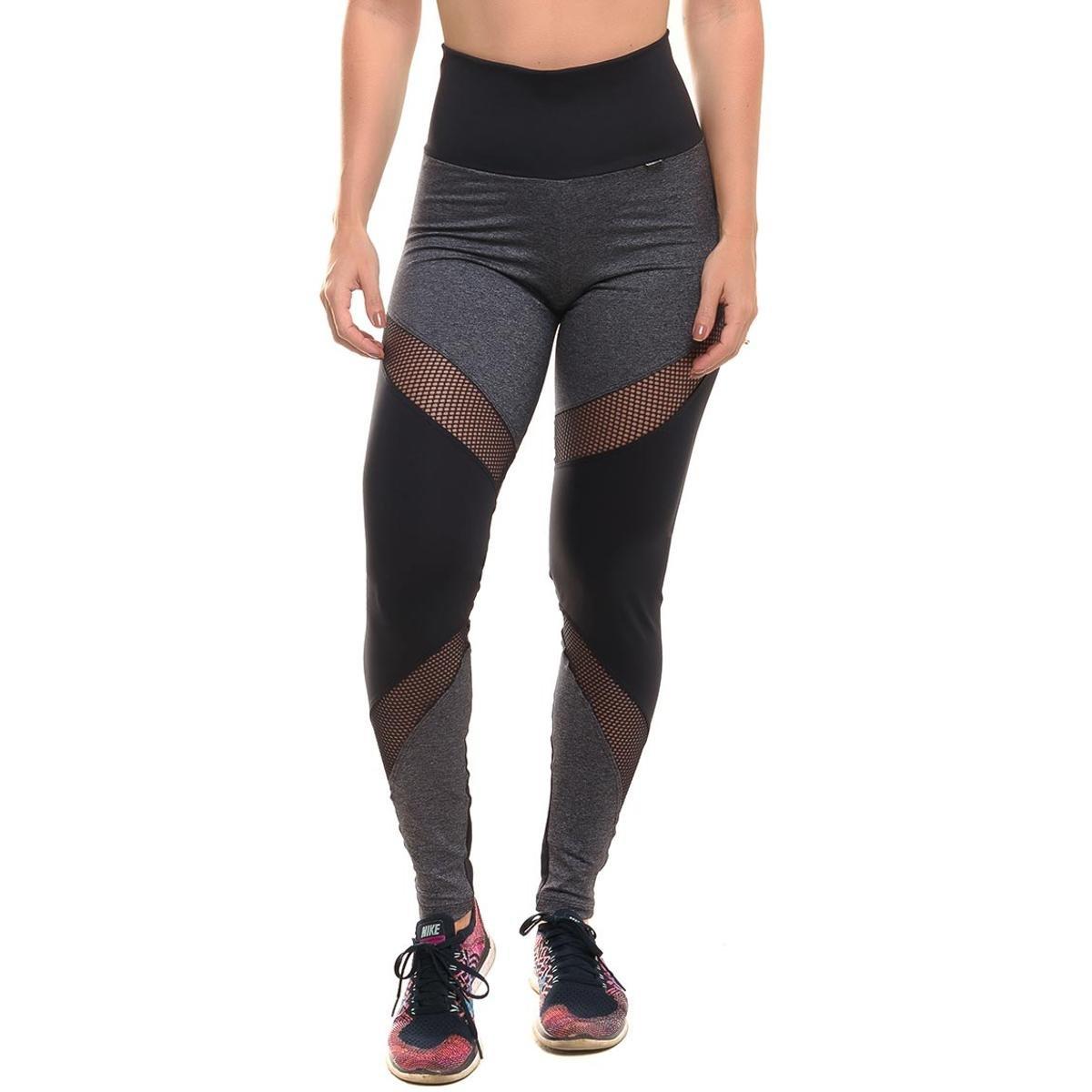 Solar Preto Fight Proteção Legging Com Fitness Sandy Feminino Chumbo e Oq1Efxv