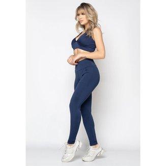 Legging Energy AQN SPORTS Azul
