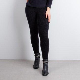 Legging feminina de malha chenille Sumaré 31187