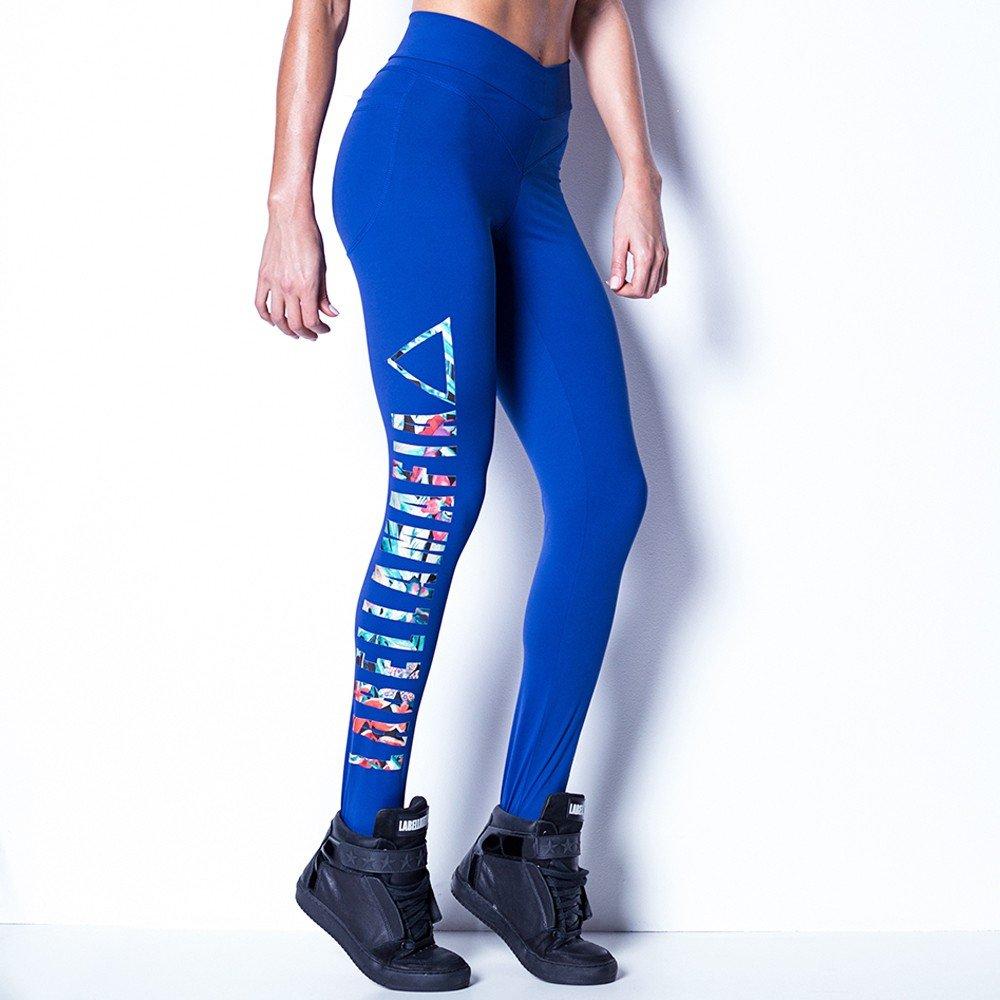 Azul Labellamafia Legging High High Labellamafia Legging Legging Performance Performance Azul qzF1x4F