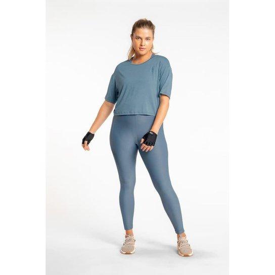 Legging Live Fresh Essential - Azul Claro