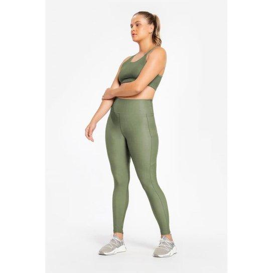 Legging Live Power Intense Essential - Verde