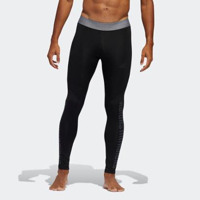 Legging Longa Alphaskin Graphic Adidas