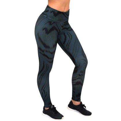 Legging Lycra Fit Cós Anatômico Top Model