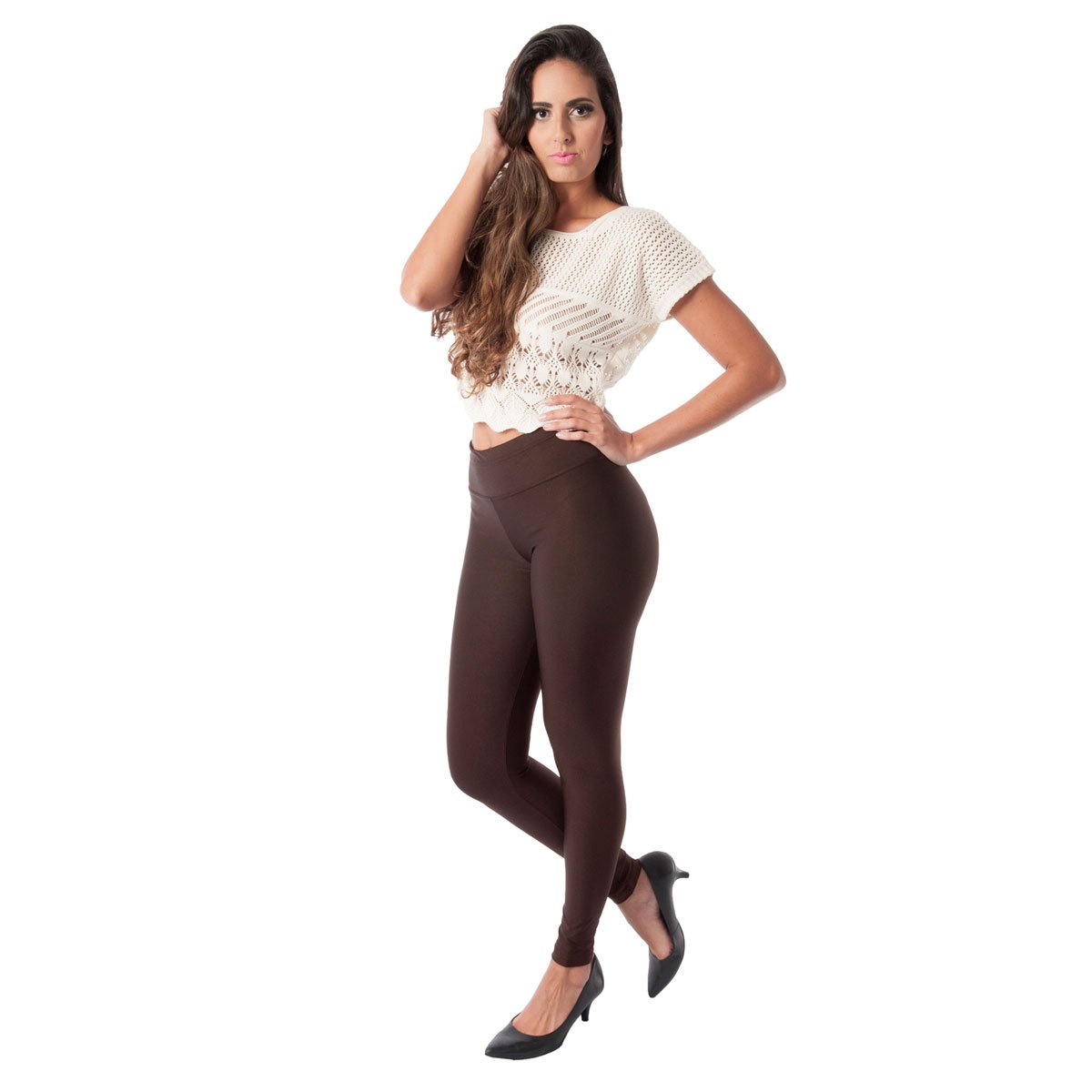 Legging Marrom Legging Modas Modas Shop Legging Marrom Shop wgwxHS
