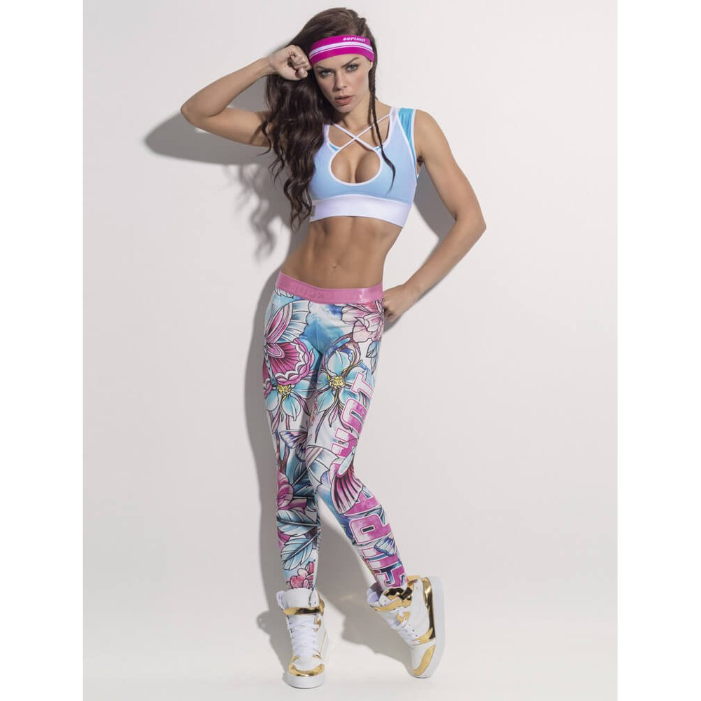 Superhot Superhot Butterflies Legging Superhot Estampado Legging Butterflies Estampado Legging Butterflies qxwBgAF