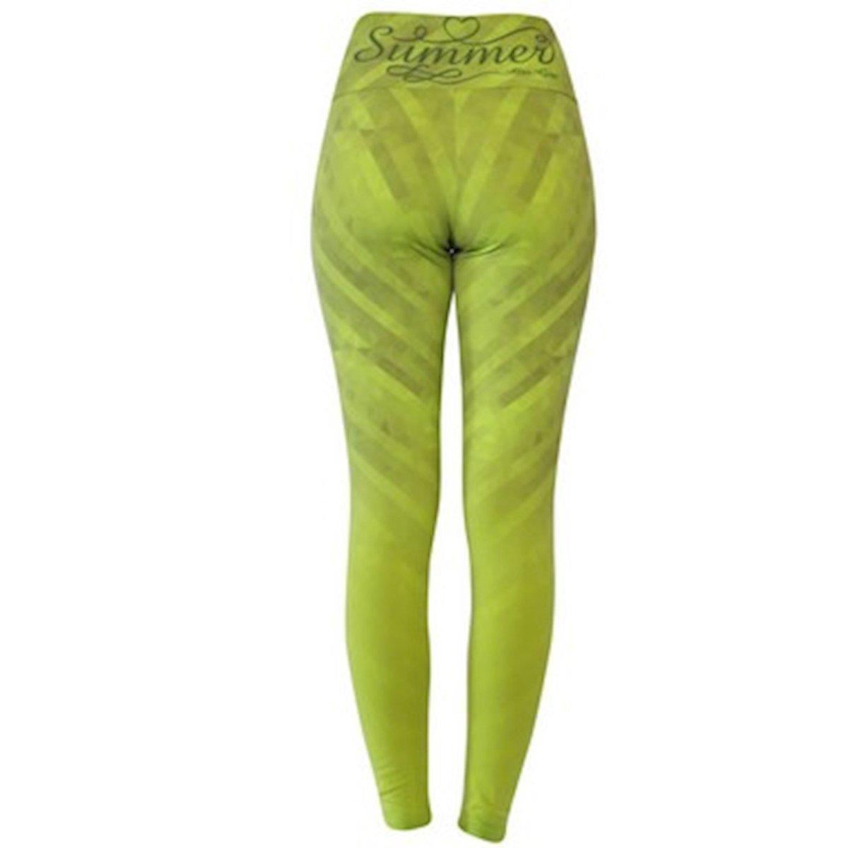 Legging Legging Giro Alto Verde Suplex Sublimação Suplex Sublimação Alto Giro Feminino 1qUCwZBU