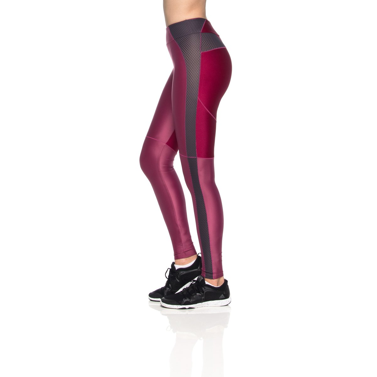 Bordo Leggings Legging Antigo Antigo Bordo Bordô Intensity Fitness Textura M Intensity Fitness RnWCpRq