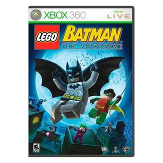 Lego Batman 1 - Xbox 360 - Wgry2228x