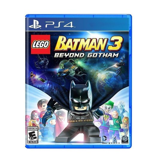 LEGO Batman 3: Beyond Gotham - PS4 - Incolor