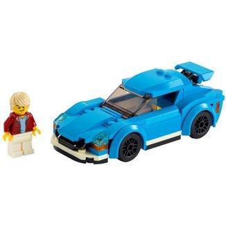 LEGO City Carro Esportivo 89 peças 60285