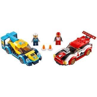 LEGO City Carros de Corrida 190 Peças