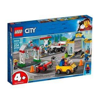 LEGO City - Centro de Assistência Automotiva - 60232