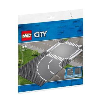 LEGO City - Curva e Cruzamento - 60237