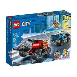 LEGO City Polícia de Elite: Perseguição de Carro