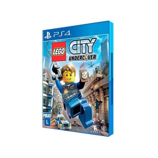 Lego City Undercover para PS4 - Azul