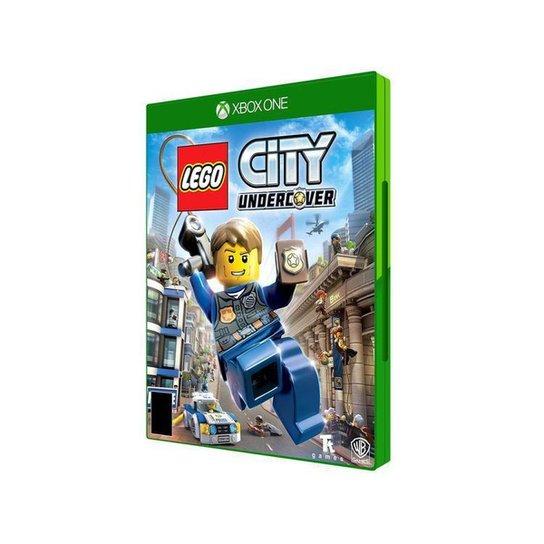 Lego City Undercover para Xbox One - Verde