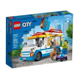 LEGO City Van de Sorvetes 200 Peças