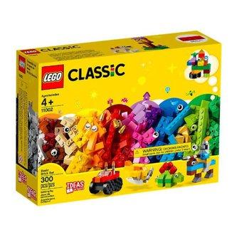 LEGO Classic 300 Peças Conjunto De Peças Básico Idéias 11002