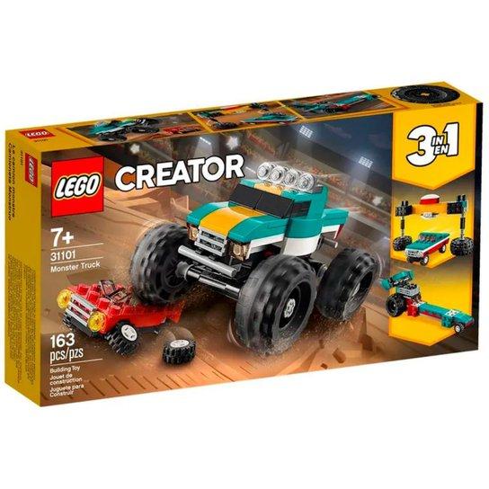 LEGO Creator - Caminhão Gigante - 31101 - Única
