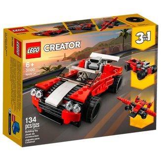 LEGO Creator - Carro Esportivo - 31100