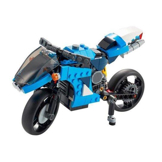 LEGO Creator Supermoto 236 Peças 31114 - Colorido