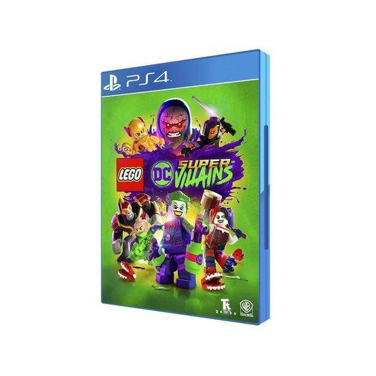 LEGO DC Super Villains para PS4 - Incolor