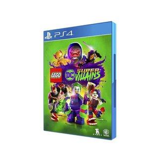 LEGO DC Super Villains para PS4
