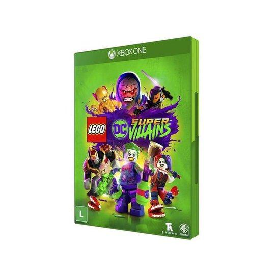 LEGO DC Super Villains para Xbox One - Verde