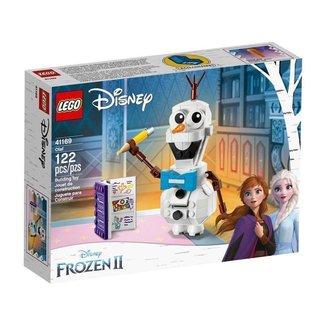 LEGO Disney Frozen 2 Olaf 122 Peças